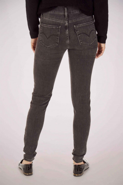 Levi's® Jeans skinny gris 527970093_0093 FINGERS CR img2