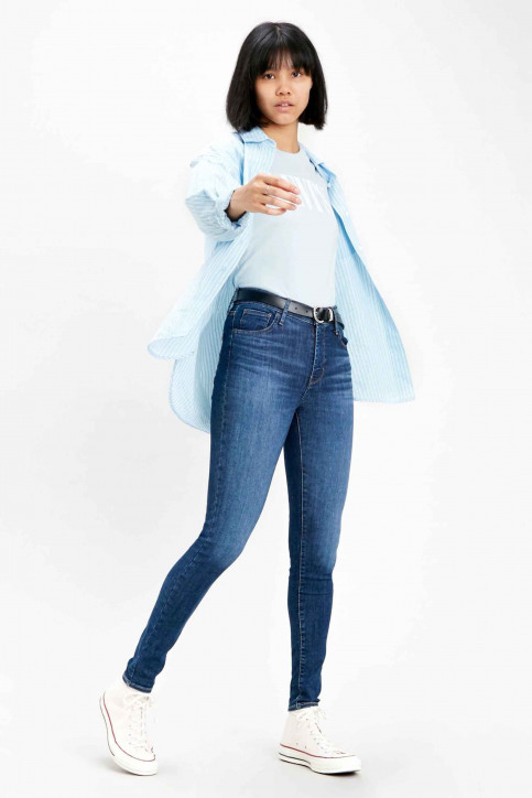 Levi's® Jeans skinny denim 527970123_0123 ECHO STORM img1