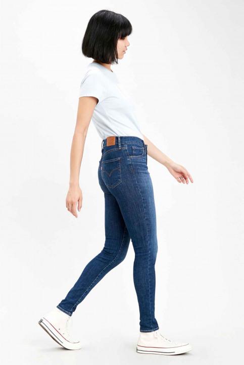 Levi's® Jeans skinny denim 527970123_0123 ECHO STORM img2