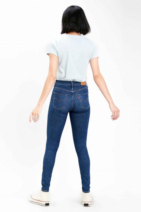 Levi's® Jeans skinny denim 527970123_0123 ECHO STORM img3