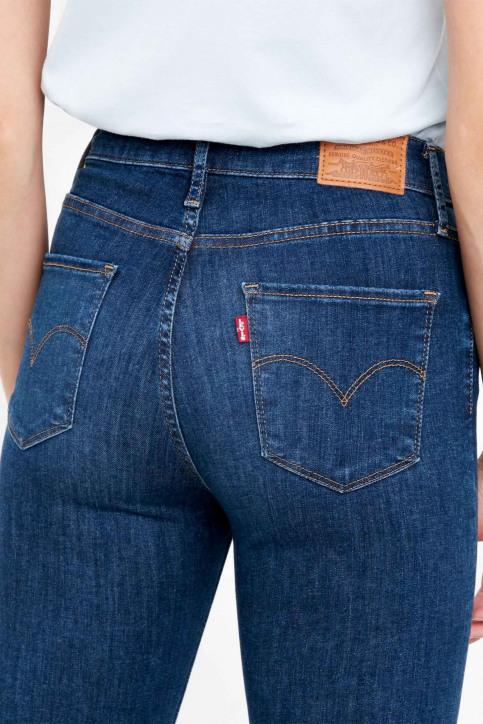 Levi's® Jeans skinny denim 527970123_0123 ECHO STORM img4