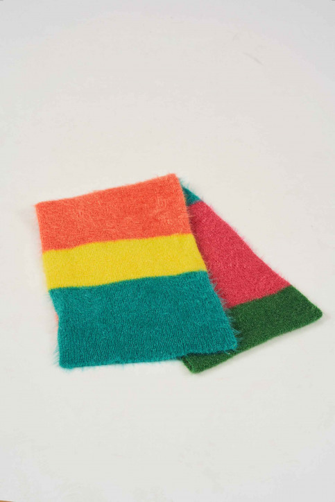 ZEB Style Lab Wintersjaals multicolor 52801_MULTI img1