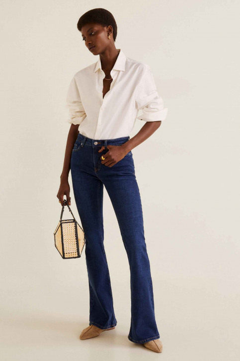 MANGO Jeans fared blauw 53000586_MNG_19_TO NAVY img1