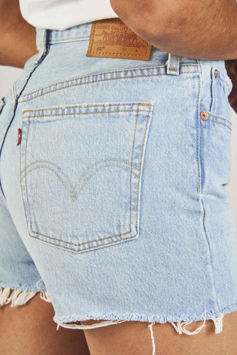 Levi's® Shorts denim 563270013_0013 WEAK IN TH img4