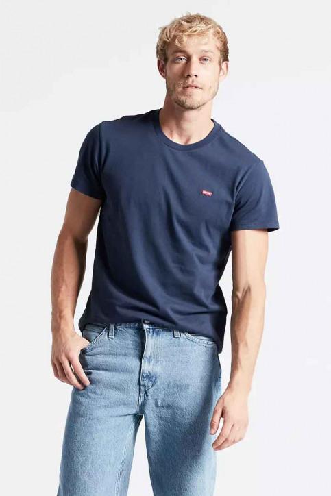 Levi's® T-shirts (manches courtes) bleu 566050017_0017 BLUE img1