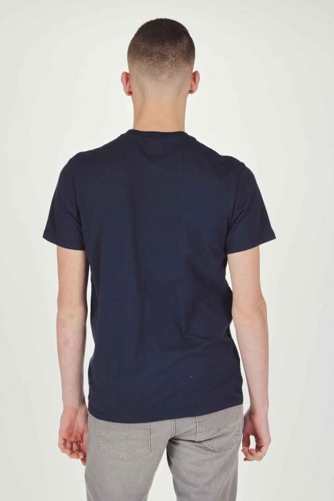 Levi's® T-shirts (manches courtes) bleu 566050017_0017 BLUE img3