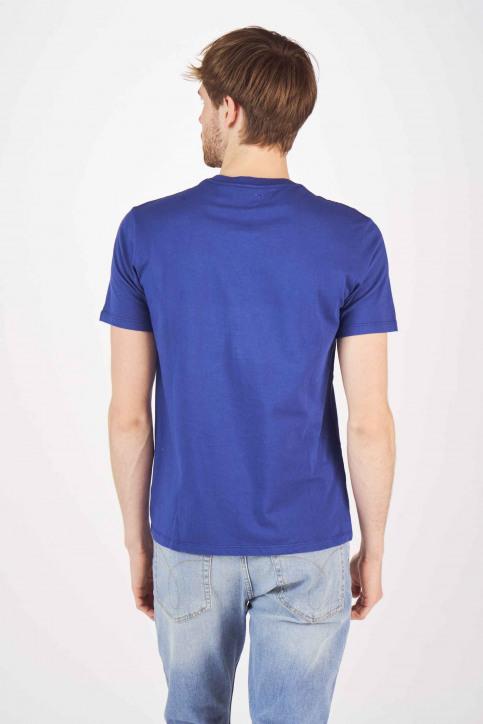 Levi's® T-shirts (korte mouwen) blauw 566050024_0024 SOLIDATE img3