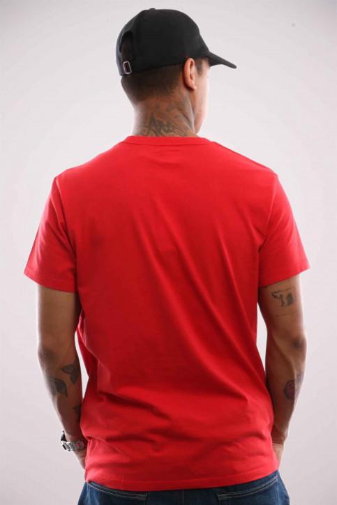 Levi's® T-shirts (korte mouwen) rood 566050025_0025 BRILLIANT img2