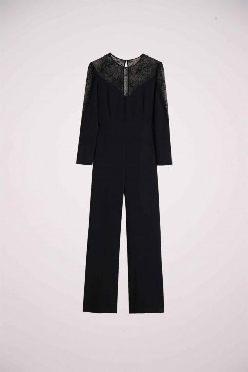 MANGO Jumpsuits noir 57049205_MNG_19_BLACK img7