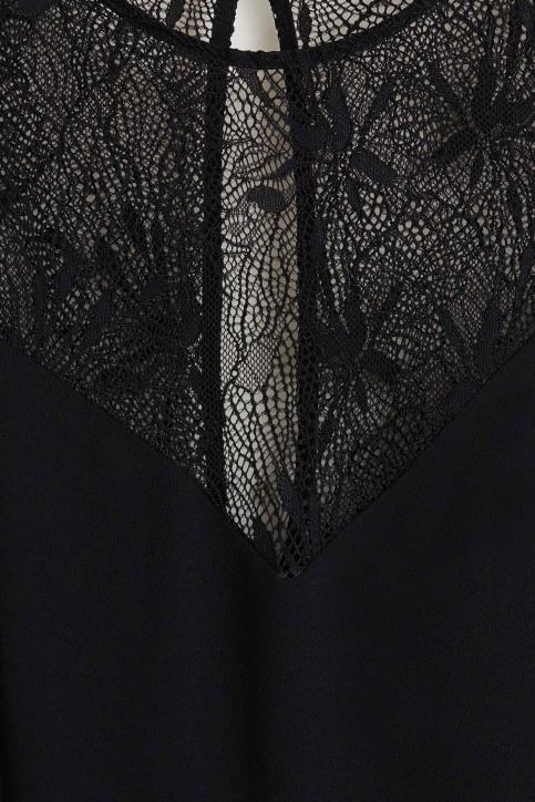 MANGO Jumpsuits noir 57049205_MNG_19_BLACK img8