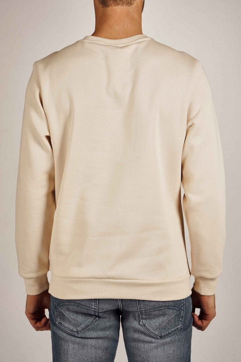 Puma Sweaters met ronde hals beige 579864_0065 TAPIOCA img2