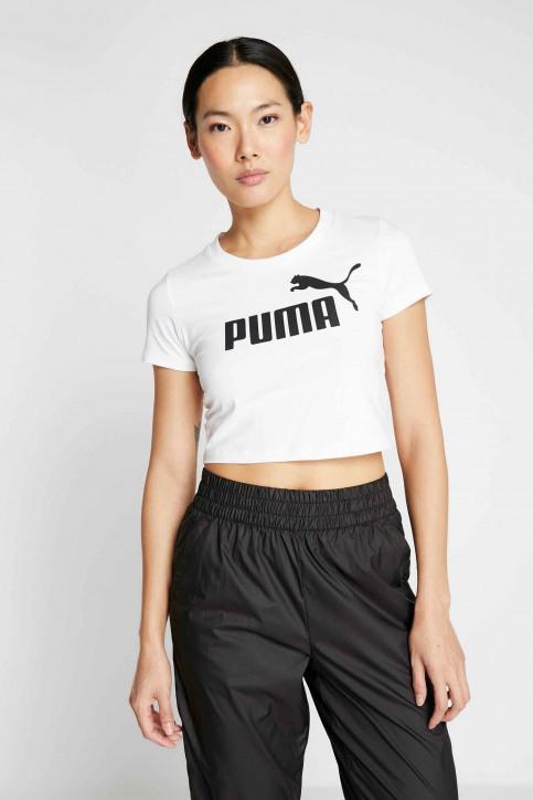 Puma Tops (korte mouwen) wit 5813980002_0002 WHITE img1