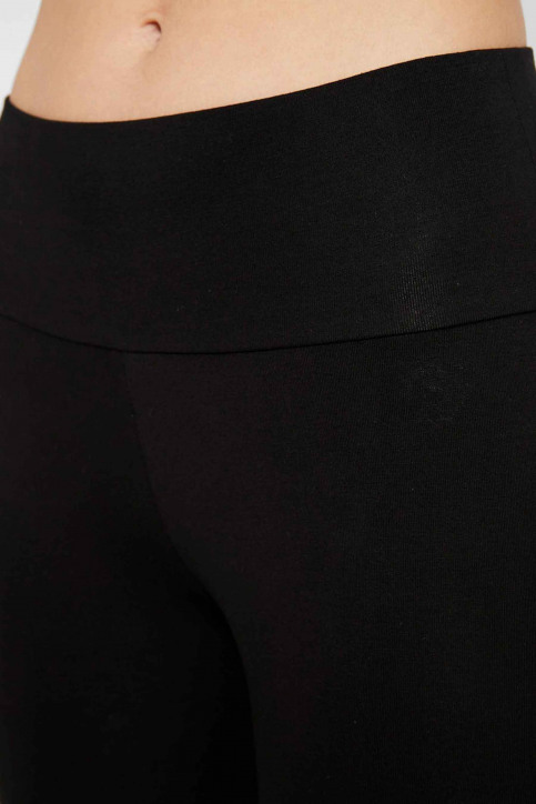Puma Broeken zwart 5817690001_0001 BLACK img4