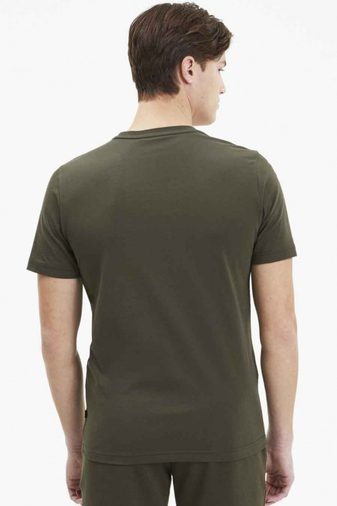Puma T-shirts (manches courtes) vert 583510_0070 FOREST NIG img3