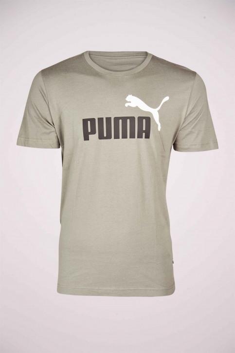 Puma T-shirts (korte mouwen) grijs 583714_0042 ULTRA GREY img1