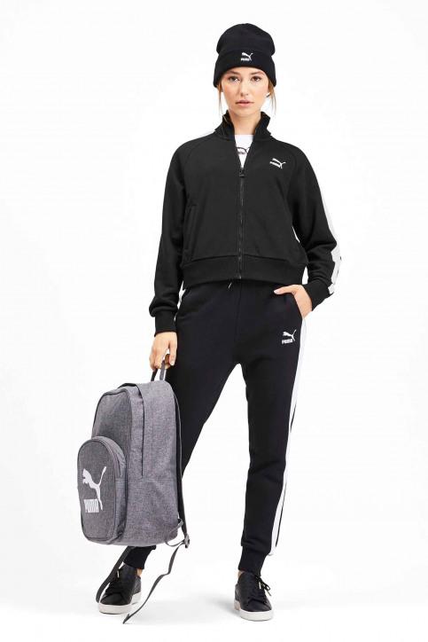 Puma Sweaters met kap zwart 5952040001_0001 BLACK img2