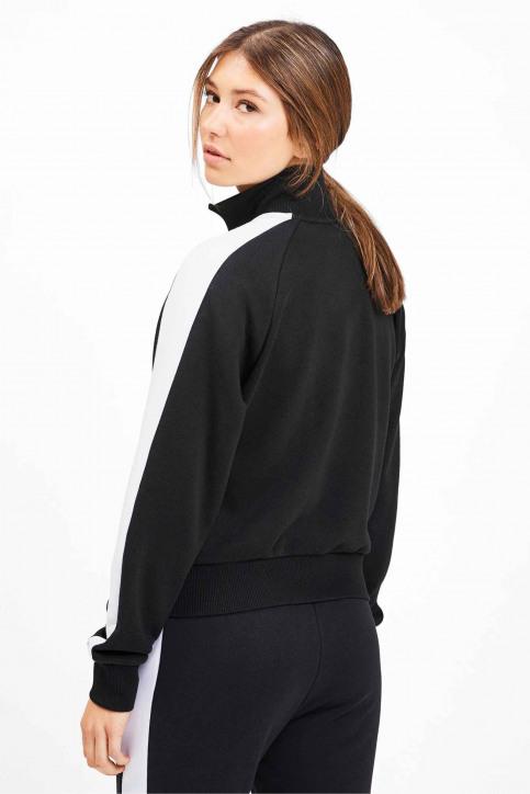 Puma Sweaters met kap zwart 5952040001_0001 BLACK img3