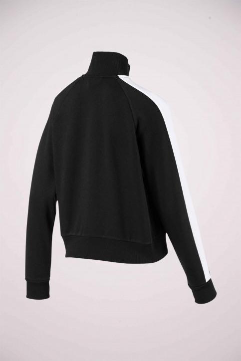 Puma Sweaters met kap zwart 5952040001_0001 BLACK img5