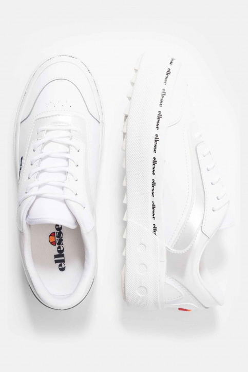 Ellesse Baskets blanc 610435_WHITE img4