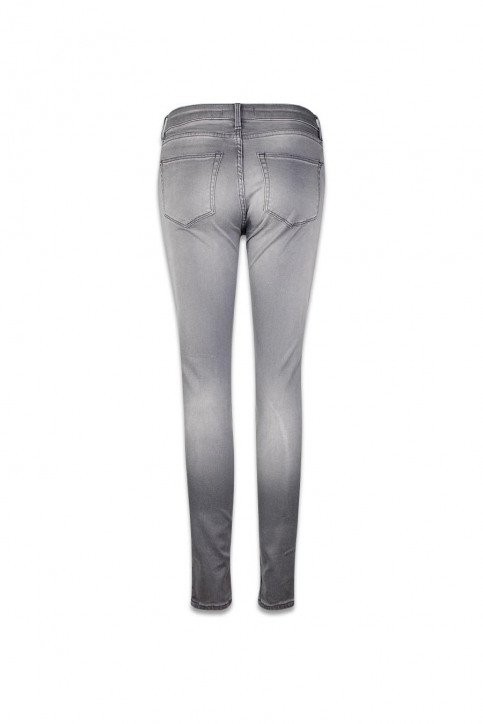 MANGO Jeans skinny gris 61083002_MNG_16_OPEN GREY img2