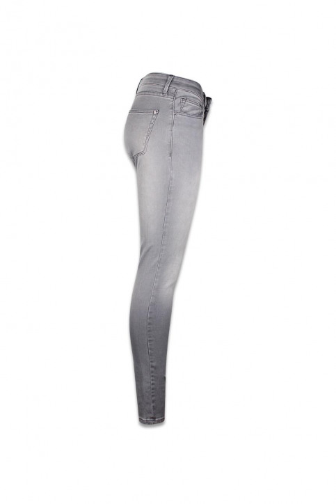 MANGO Jeans skinny gris 61083002_MNG_16_OPEN GREY img3