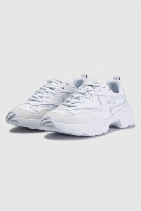 Ellesse Sneakers wit 613877_WHITE img1