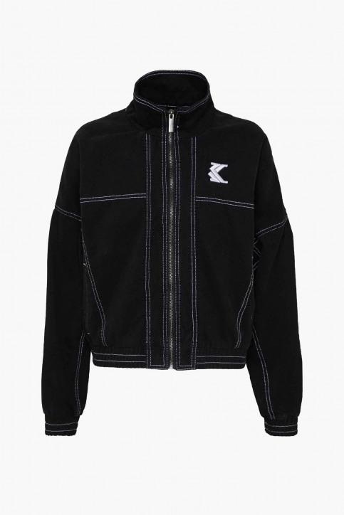 Karl Kani Korte jassen zwart 6177022_BLACK WHITE img6