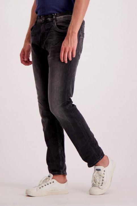 Tom Tailor Jeans slim gris 62554400910_1056DARK GREY img1