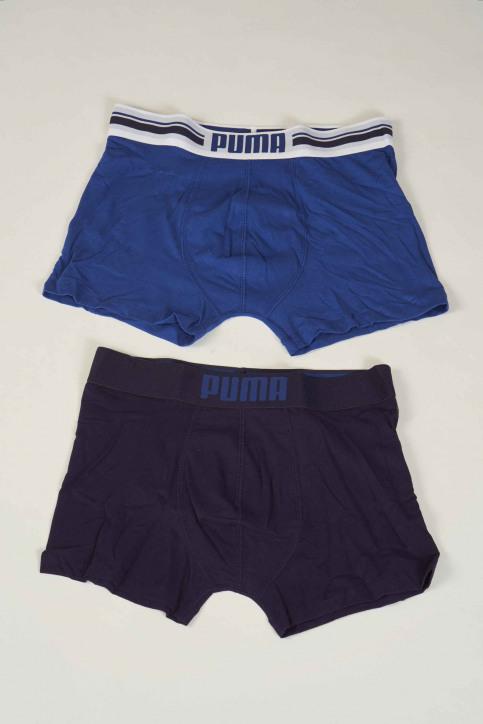 Puma Boxers blauw 651003001056_056 BLUE img1