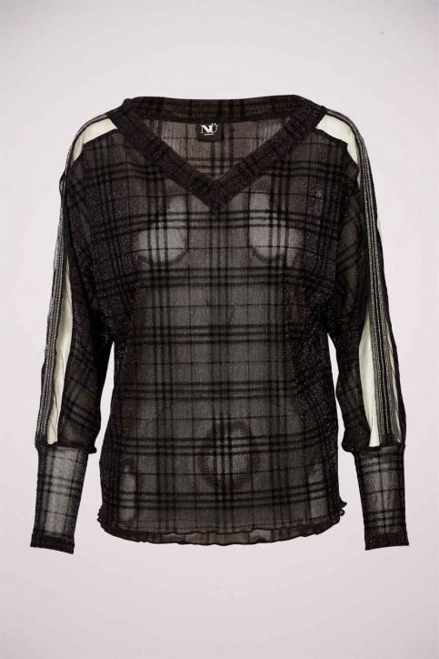 NU T-shirts (manches longues) noir 654052_000 BLACK img1