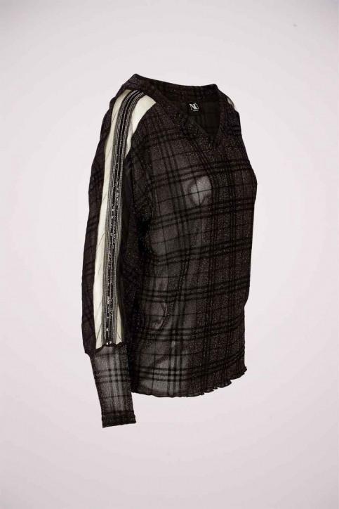 NU T-shirts (manches longues) noir 654052_000 BLACK img3
