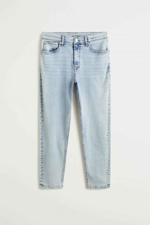 Mango Mom Jeans bleu 67000536_MNG_20_OPEN BLUE img4