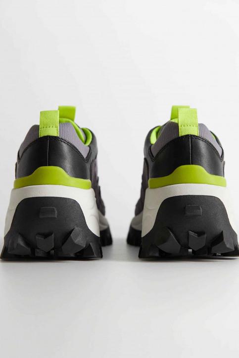 MANGO Sneakers zwart 67050551_MNG_20_BLACK img3