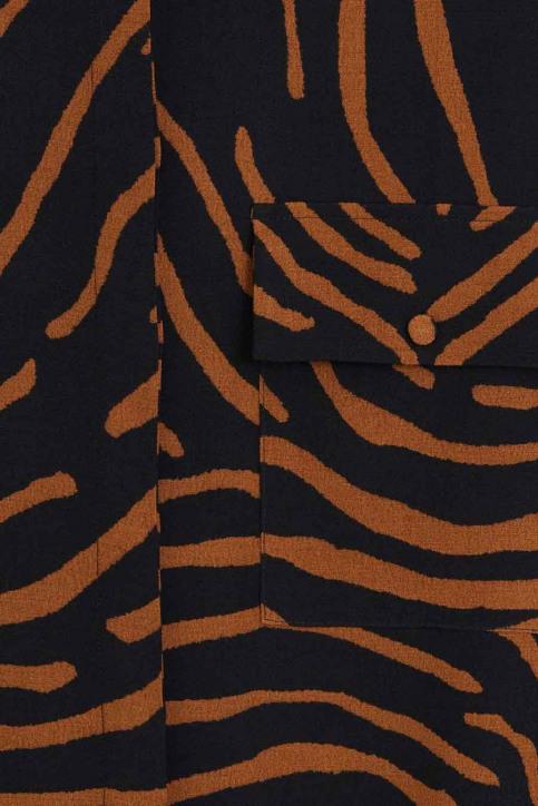 MANGO Hemden (lange mouwen) zwart 67064765_MNG_20_BLACK img5