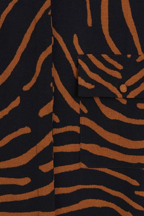 MANGO Hemden (lange mouwen) zwart 67064765_MNG_20_BLACK img6