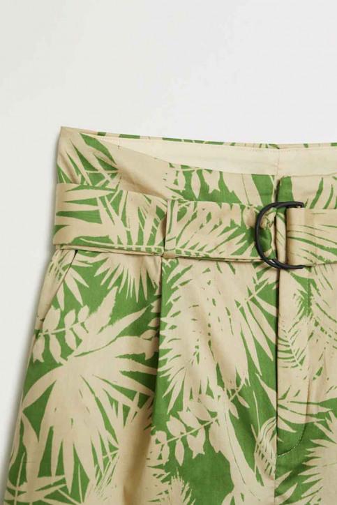 MANGO Bermuda's groen 67959213 MNG 20_43 GREEN img5