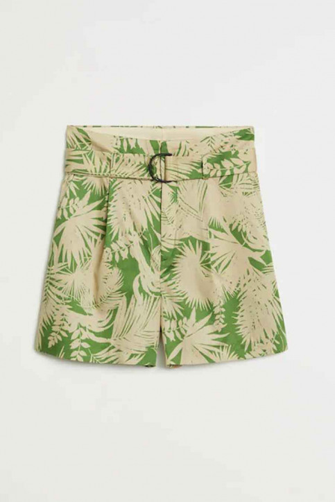 MANGO Bermuda's groen 67959213 MNG 20_43 GREEN img6