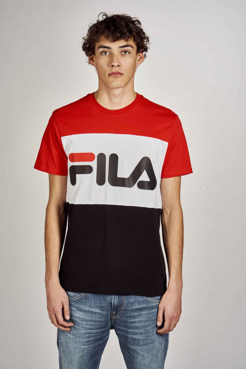 FILA T-shirts (korte mouwen) blauw 681244_A089TRUE RED BL img1