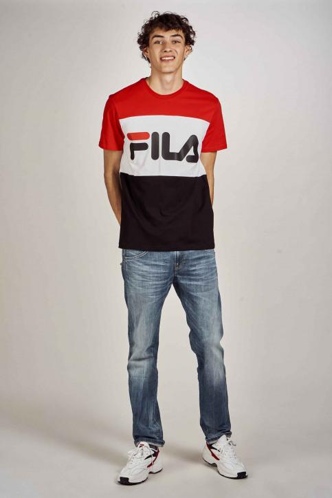 FILA T-shirts (korte mouwen) blauw 681244_A089TRUE RED BL img2