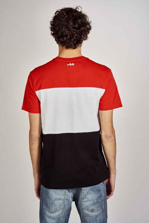 FILA T-shirts (korte mouwen) blauw 681244_A089TRUE RED BL img3