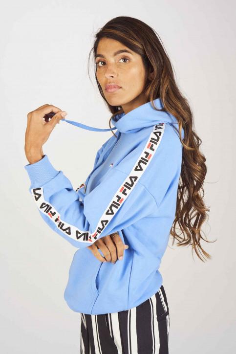 FILA Sweats avec capuchon bleu 687073_L89 MARINA img3