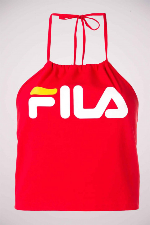 FILA T-shirts (manches courtes) rouge 687080_006 TRUE RED img4