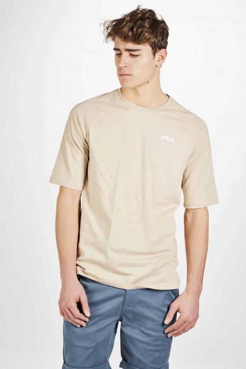 FILA T-shirts (korte mouwen) beige 687664_A605 OXFORD TAN img1
