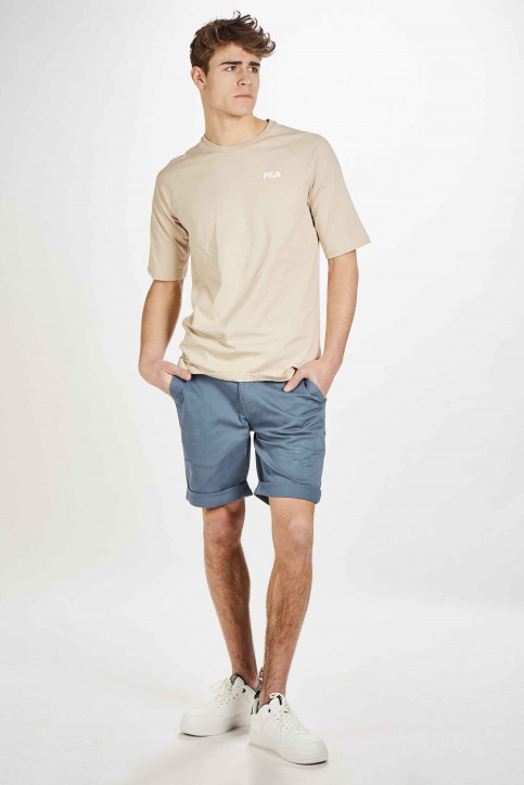 FILA T-shirts (korte mouwen) beige 687664_A605 OXFORD TAN img2