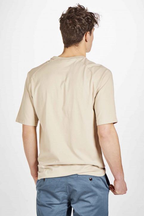 FILA T-shirts (korte mouwen) beige 687664_A605 OXFORD TAN img3