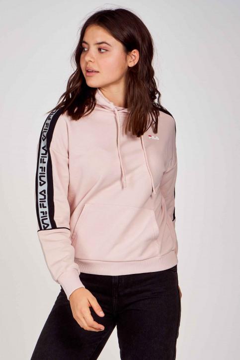 FILA Sweaters met kap roze 688046A805_A805 SEPIA ROSE img1