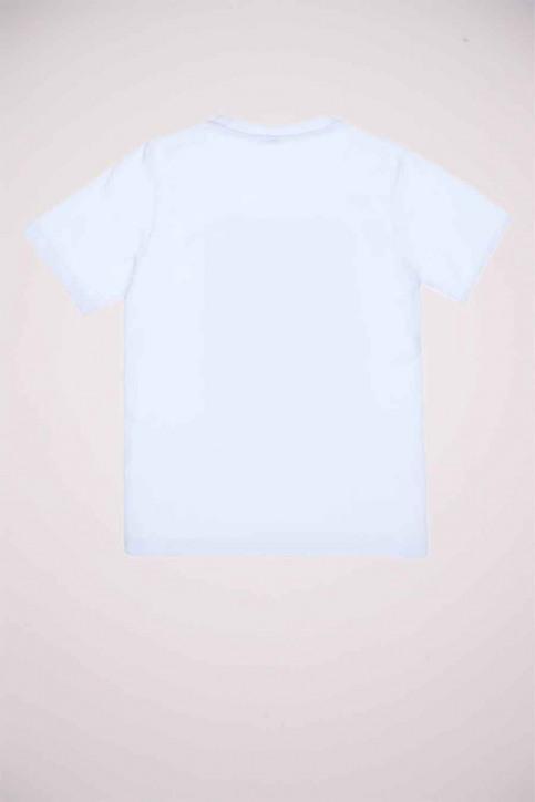 FILA T-shirts met korte mouwen wit 688049_M67 BRIGHT WHIT img2