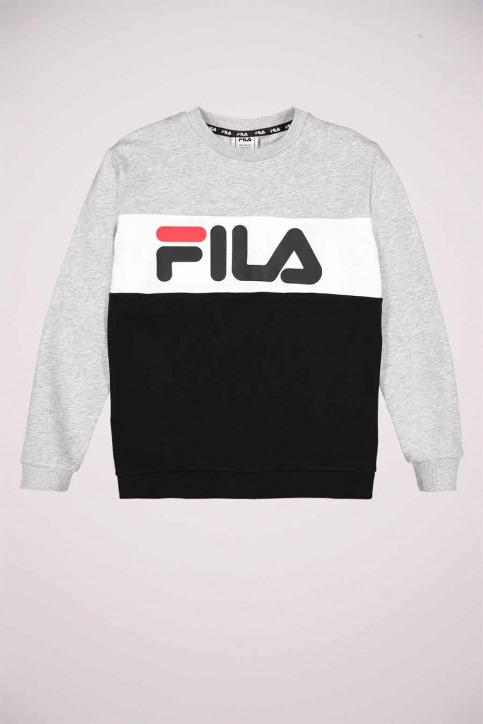 FILA Sweaters met O-hals grijs 688093_A220 LIGHT GREY img1