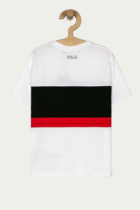 FILA T-shirts manches courtes blanc 688138_A224 BRIGHT WHI img2