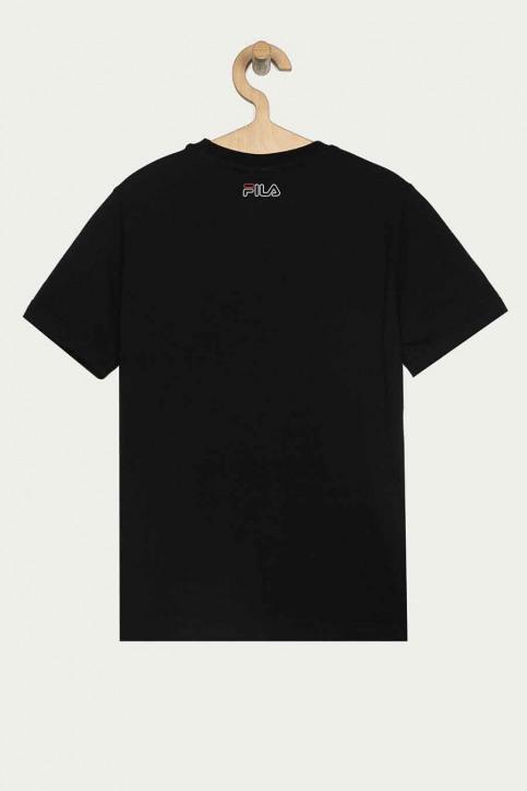 FILA T-shirts manches courtes noir 688152_002 BLACK img3